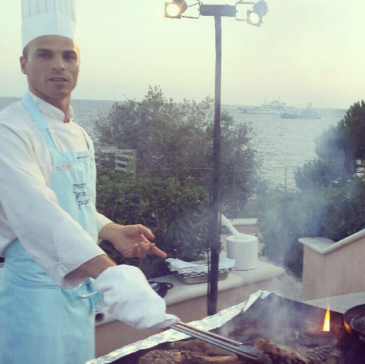private chef France Nice Monaco Cannes Saint Tropez